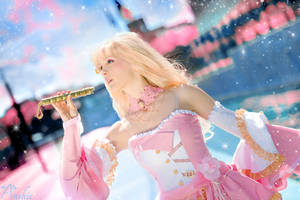 Macross Frontier: Sheryl Nome by Ansuchi
