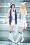 Love Live: Eli and Nozomi