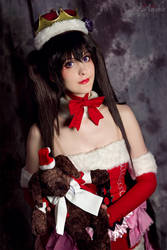 Pandora Hearts: Christmas Alice by Ansuchi
