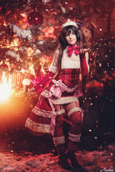 Pandora Hearts: Christmas Alice III by Ansuchi