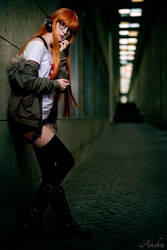 Persona5: Futaba II