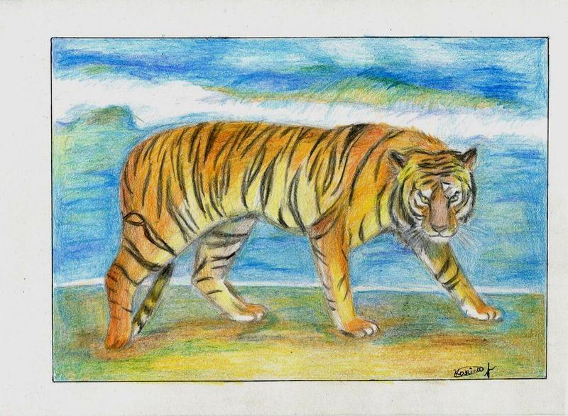Tiger by Le-ARi