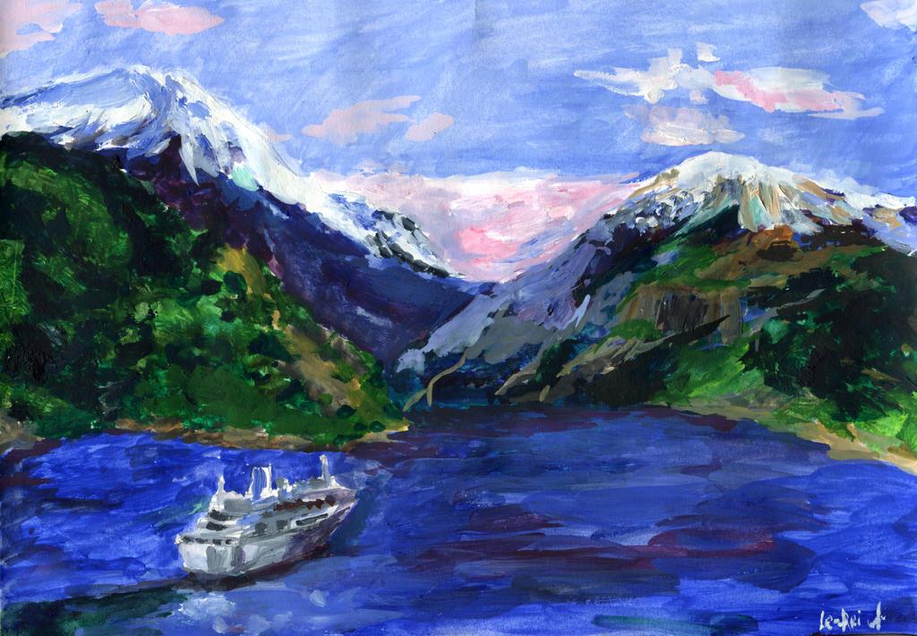 Amazing Norway by Le-ARi