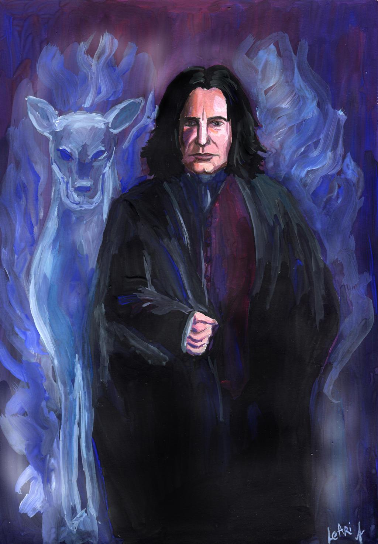 Severus Snape by Le-ARi