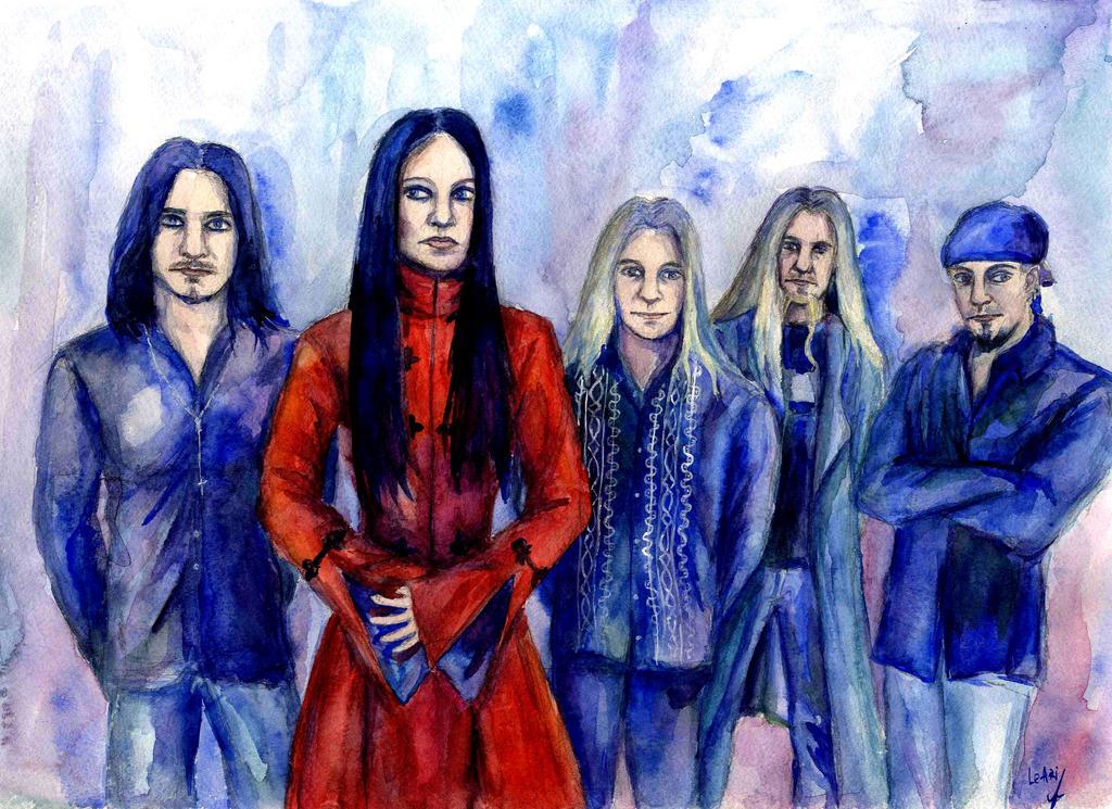 Nightwish by Le-ARi