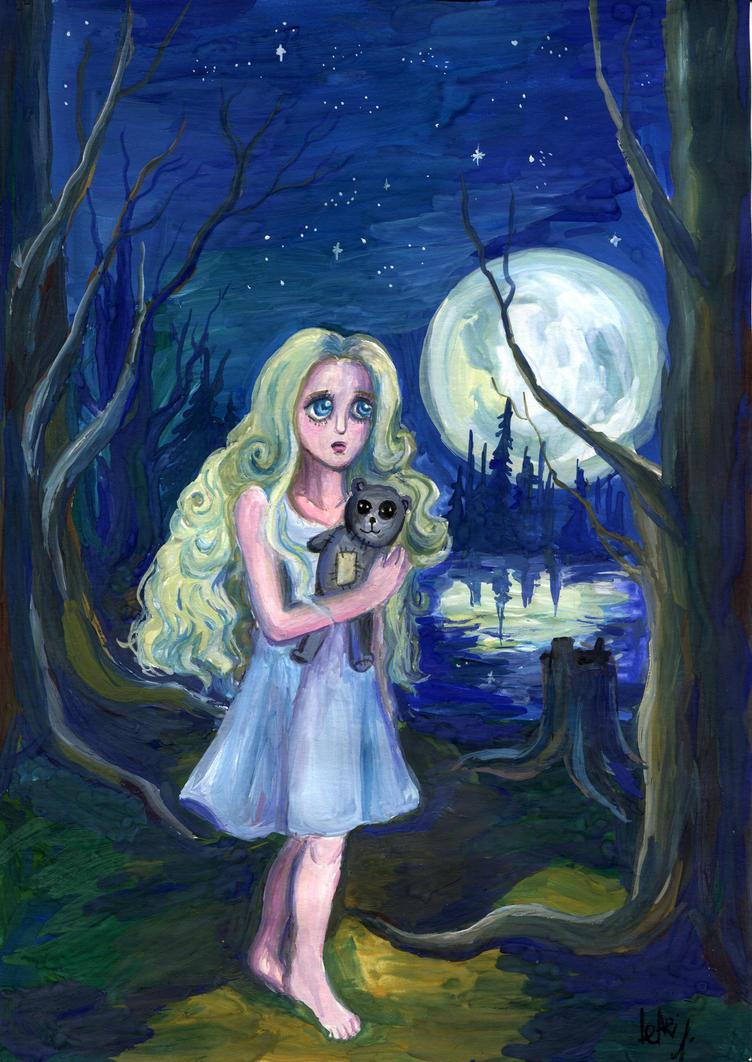 Sleepwalker by Le-ARi