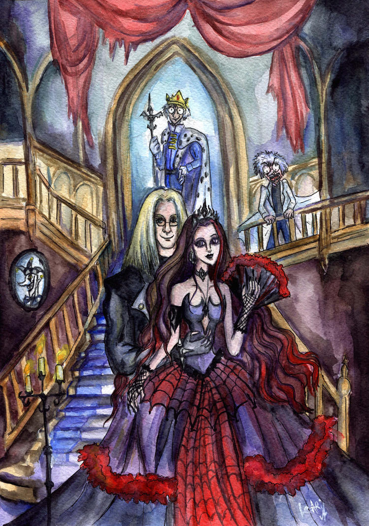 Gothic Princess by Le-ARi