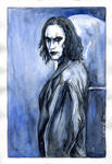 The crow by Le-ARi