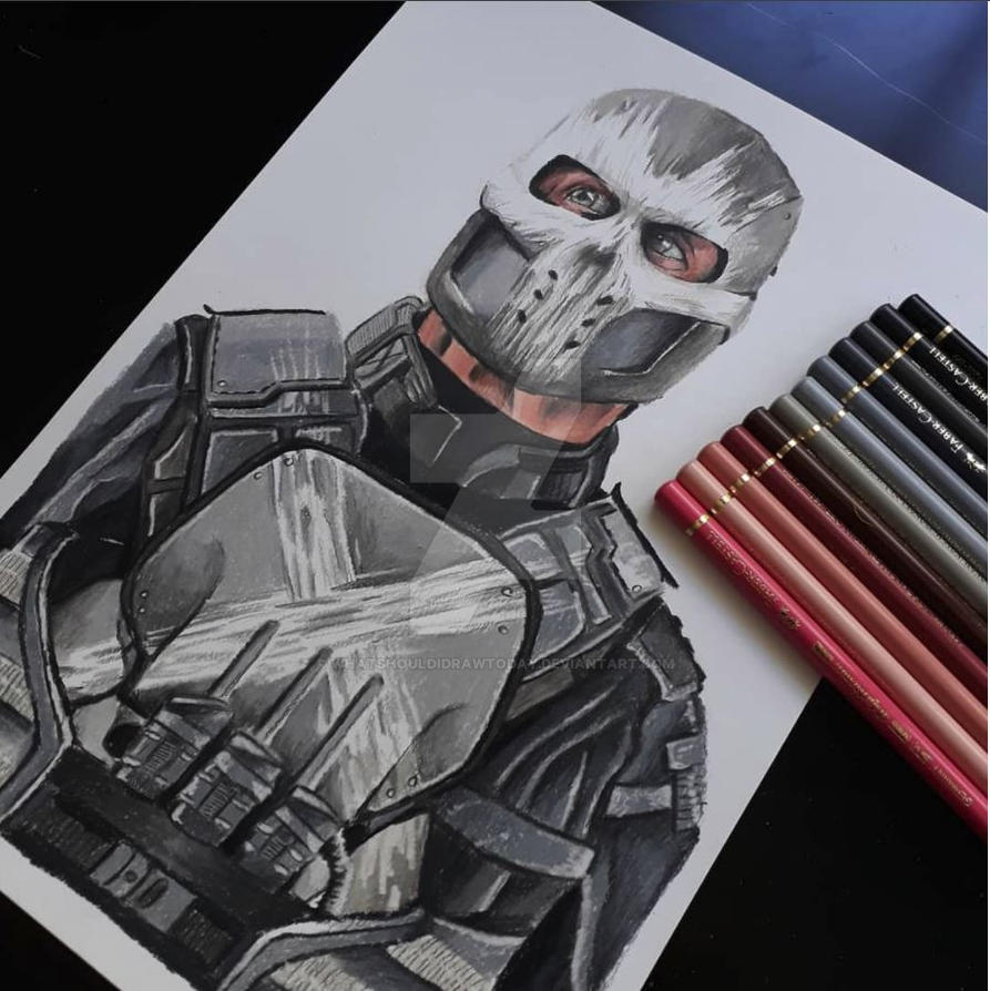 Crossbones what should i draw today by for What to draw today