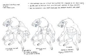 Rat men concepts 2 by DanNortonArt