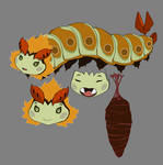 Lucy Caterpillar concept 2