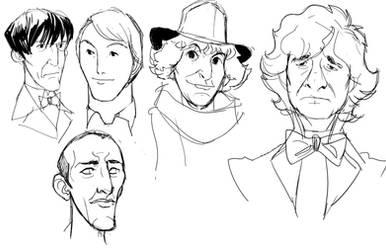 Dr faces 1