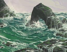 The Reef by DanNortonArt