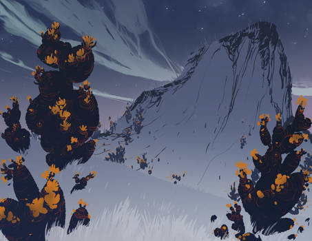 Spores galore by DanNortonArt