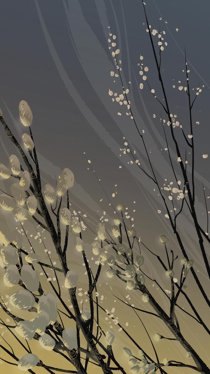 Willows by DanNortonArt