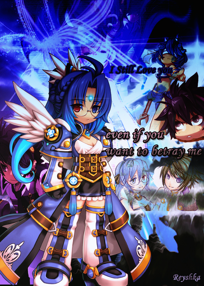 Images of Grand Chase Sieghart And Mari - #rock-cafe