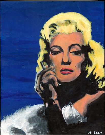 Marilyn by Aaron123