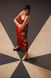 Ada Wong III by pandorynha