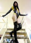 Cosplay: Silk Spectre II