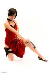 Ada Wong pose by pandorynha