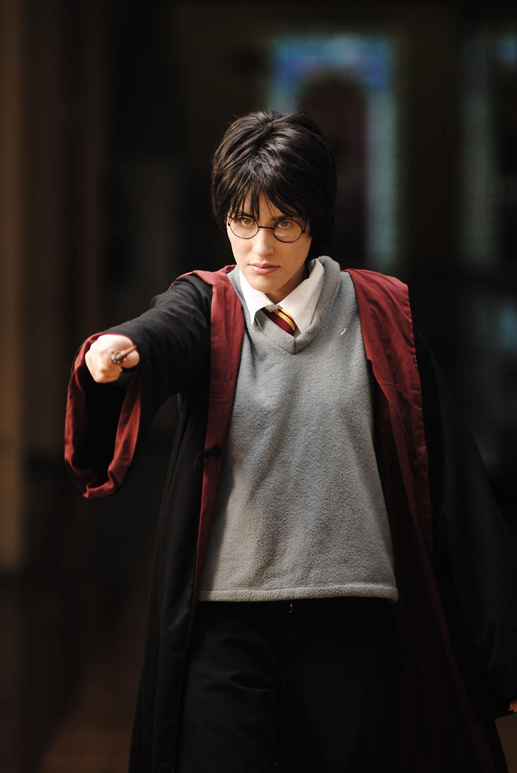 harry potter cosplay by - photo #3
