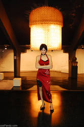 Miss Wong I by pandorynha