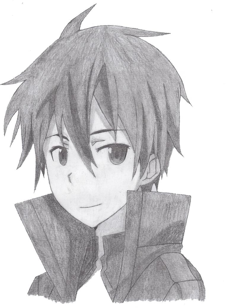 Sword Art Online - Kirito By Infinite-Anime On DeviantArt