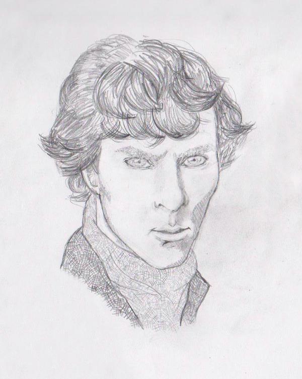 Sherlock by Fabriga