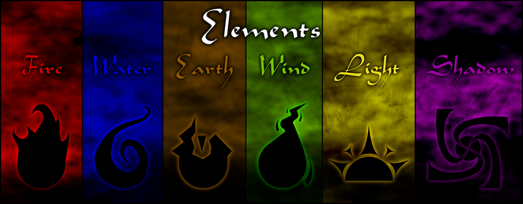 What Are The 6 Elements Of Art : The six elements by hotspot on deviantart