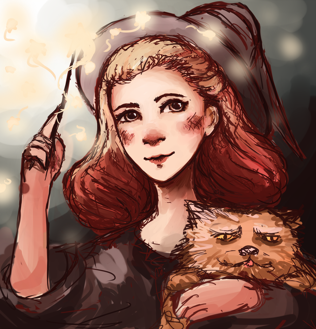 Hermione Granger Cat Name