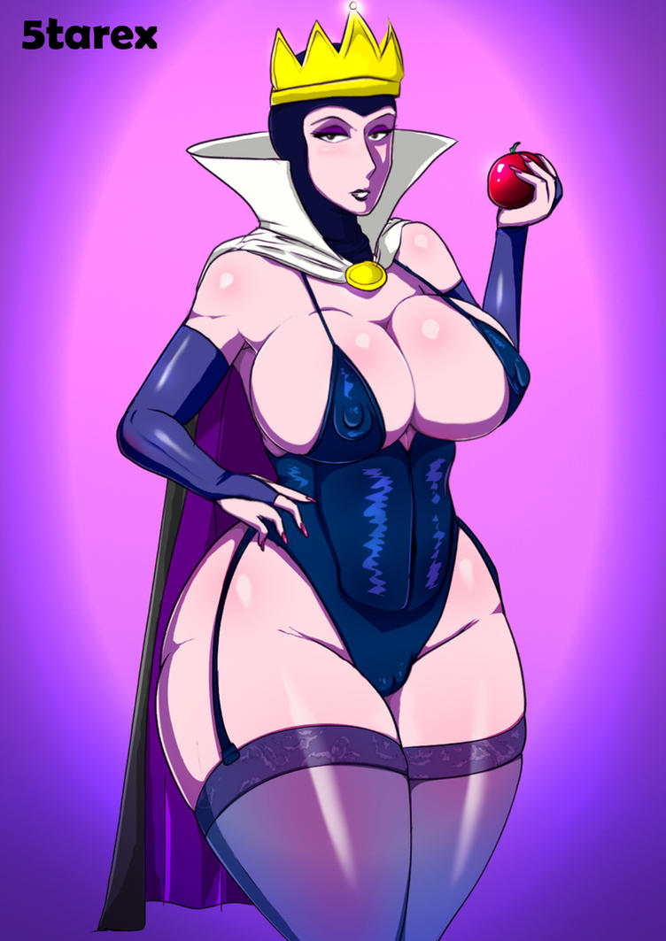 Evil Queen Grimhilde by 5tarex