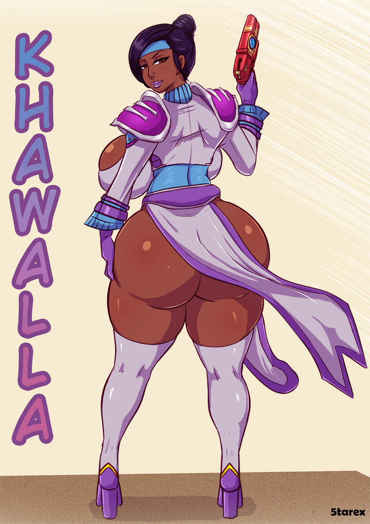 Khawala Haraaji - Witchsuit- Commission by 5tarex