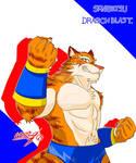 DragonBlast  (FanArt)