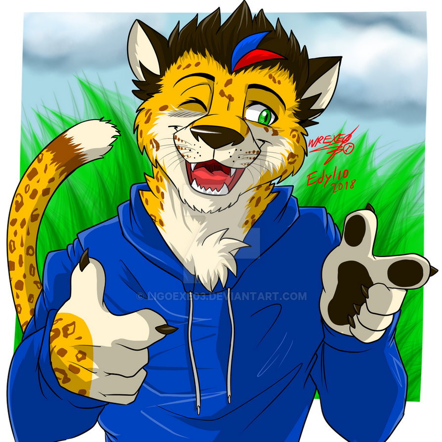 Edylio.G.jaguar  ( Gift ) by Ligoexe03