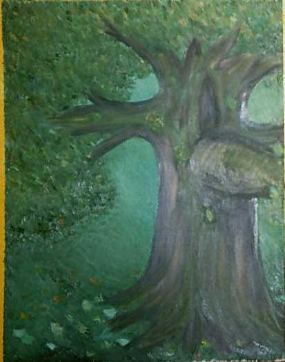ent tree or smth painted by piraaja