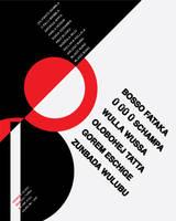 Dada Poem Poster 2 by MrBadger
