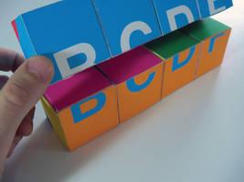 Consonant Cube 1