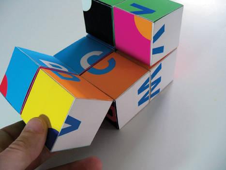 Consonant Cube 8