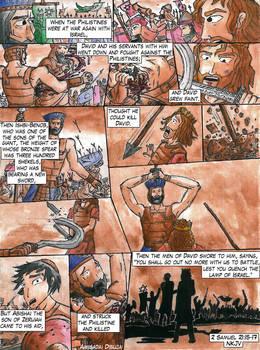 King David-NKJV