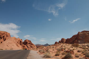 Valley of Fire State Park, Nevada, USA 2019
