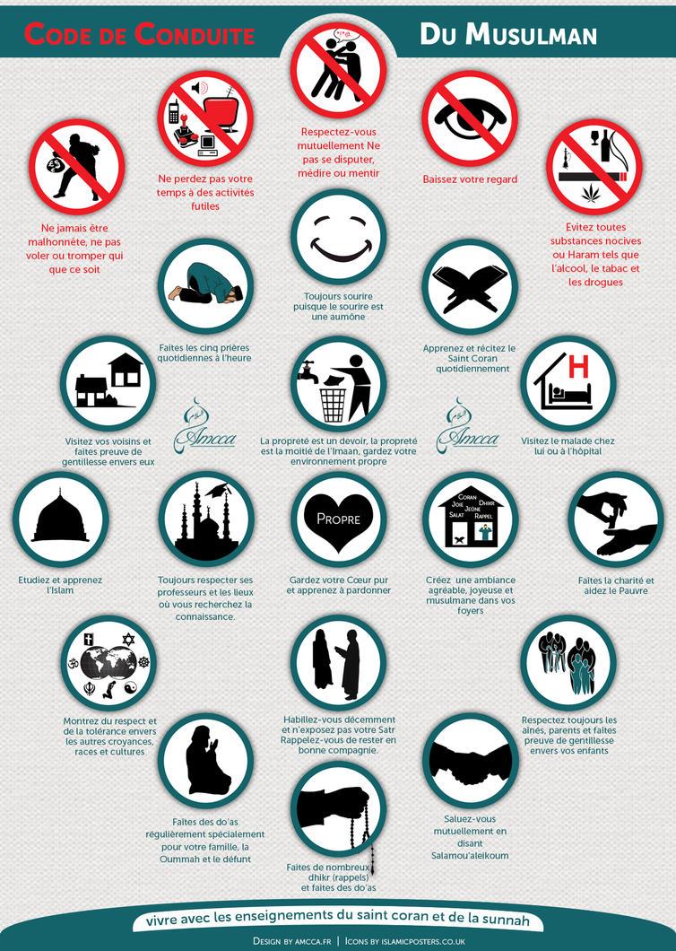 Code de conduite du musulman by mimid58