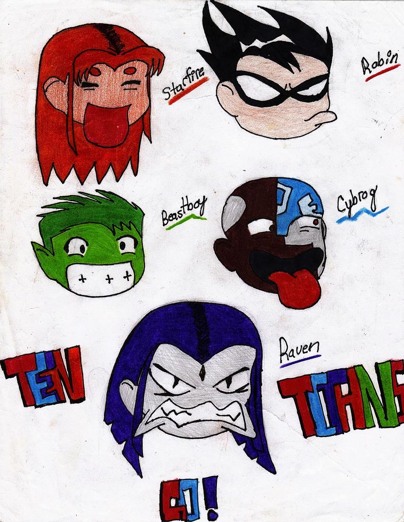 Teen Titans Funny 26