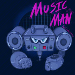 Music Man by A-the-Shade
