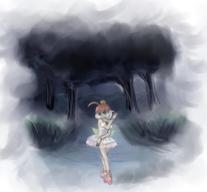 Princess tutu by Black-sania