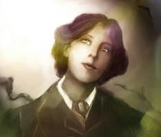 Oscar Wilde-HB by Black-sania