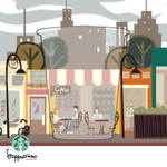 By your side- Starbucks entry