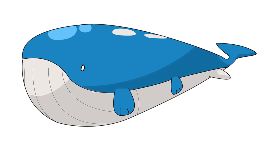 321_Wailord by SomePokemon on deviantART Wailmer Wailord