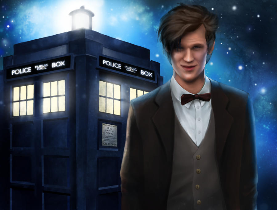 Doctor Who - Matt Smith by BellaMira