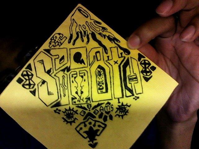 a_sAsquAtch_doodle by FiskXPhantom