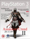 Assassins Creed magazine cover